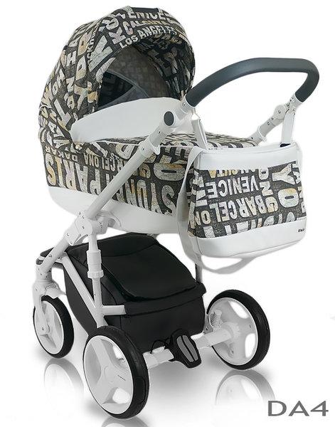 Бебешка количка Bexa D'Angela 2в1